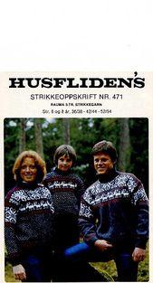 Ravelry: Husfliden Nr. 471