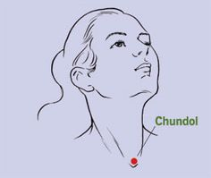 Your Energy Purifier meridian point : chundol http://www.dahnyoga.com/yoga-life/2014/6/Meridian-Point-Chundol-Your-Energy-Purifier