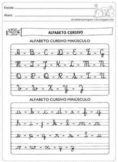 Educadores: Atividades de português para imprimir