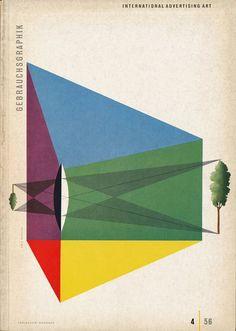 Cover by Erik NitscheStephen Kroninger:A Box of Magazines 29(via Martin Klasch: Gebrauchsgraphik)