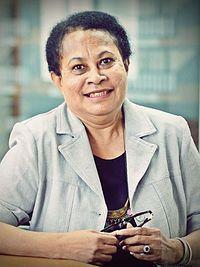 Yohana Yembise - Wikipedia bahasa Indonesia, ensiklopedia bebas