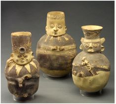 """PERU 1300-1532 BC. 