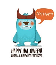 Doodles and things...: Grumpy Little Monsters - Lisa Hunt