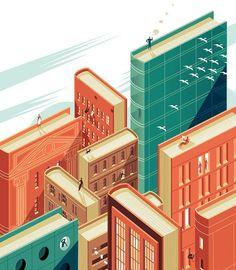 city of books