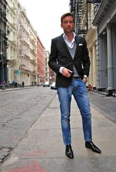 Urban Men's Casual Fashion - In the recent years everyone has become conscious about their fashion and looks. Today we are going to talk about urban men casual fashion Preppy Mens Fashion, Mens Fashion Suits, Fashion Moda, Fashion 2015, Fashion Ideas, Italian Mens Fashion, Fashion Hacks, Fall Fashion, Fashion Inspiration