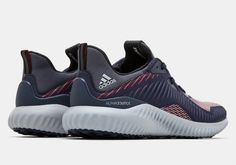 hot sale online e98d3 4268a sneakers news The adidas AlphaBOUNCE Gets Striped With All-New Look  Running Training