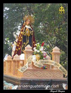 Santa Ana, Tower, Altar Flowers, Antigua Guatemala, Altars, Temple, Wood, Manualidades, Rook