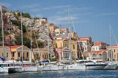GREECE CHANNEL   Symi