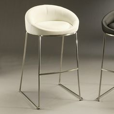 "Impacterra Di Sinistra 26"" Bar Stool with Cushion 