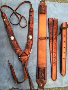 Buckaroo Leather Horse Tack, Use, Care and Maintenance: March 2015