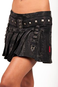Tripp NYC Militia Mini Skirt