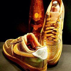 "Nike Air Force 1 Bespoke ""Cristal"" by Slovadon"