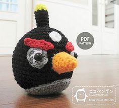 Die 113 Besten Bilder Von Amigurumi N More Minions Angry Birds