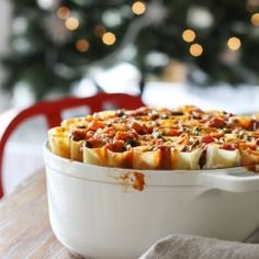 Christmas Honeycomb Cannelloni - A show stopping Christmas vegetarian main.