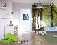 "Check out new work on my @Behance portfolio: ""Kids room 3d Visualisation, rendering, Interior Design"" http://be.net/gallery/53230355/Kids-room-3d-Visualisation-rendering-Interior-Design"