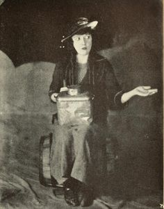 Mabel Normand in 'Molly O'