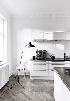 T.D.C: Homes to Inspire | Graphic Elegance in Denmark