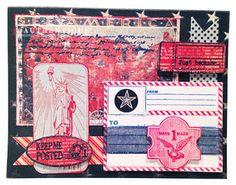 Authentique Paper: Authentique Paper & Hampton Art Blog Hop- Day 4