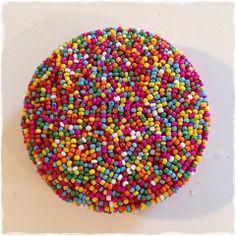 Sprinkles Compact Mirror – Fait a La Main