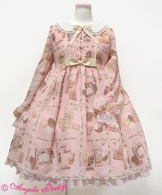 Lolibrary | Angelic Pretty - OP - Cream Cookie Collection OP