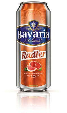 Bavaria Radler Grapefruit Beer