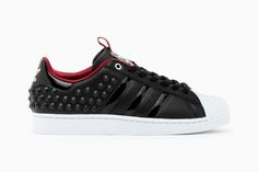 Show Ayanocozey x adidas Originals Superstar.  #shoes #sneakers #footwear #adidas #originals #superstar #japan #fashion #style #punk #swag