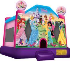 Disney Princess Medium Bounce House