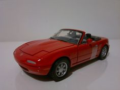 1/24 Mazda MX5 Miata - Motormax