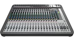 Soundcraft Signature 22 MTK Testbericht: Mischpult für digitales Multitrack Recording - http://www.delamar.de/test/soundcraft-signature-22-mtk-testbericht/?utm_source=Pinterest&utm_medium=post-id%2B35512&utm_campaign=autopost