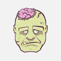 Day 5 of #31DaysOfHalloween.  Sad Zombie . . . . . . . . . . #halloween #zombies #day5 #undead #zombie #brain #sad #zombieapocalypse #character #classic #green #halloweenart #instaart #vector #graphics #vectorart #vectorillustration #illustrator #illustration #digitalart #bestvector #picoftheday #simplycooldesign #creepy #illustrationoftheday #instahalloween #drawingoftheday #havefun #illustrate