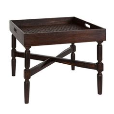 Accent Furniture - Living Room .  This is called Cecile bedside table ( I've got to have this :) )