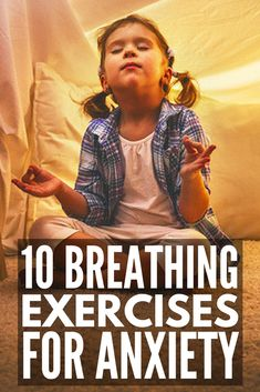 Breathing Techniques for Anxiety in Children | If you're looking for simple relaxation techniques and breathing exercises for kids that work at home and in the classroom, we've got 10 ideas to help. These calming activities are perfect for anxiety and stress as well as anger management, and help teach healthy coping skills so kids can calm down on their own when big emotions strike. #parenting #parentingtips #anxiety #autism #asd #mentalhealth #kids