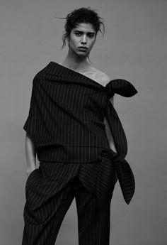 Mica Arganaraz by Ben Weller for Rika Magazine Spring Summer 2015 9
