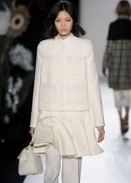 Total look blanc Hiver 2013 Lhiver 2013 sera blanc !