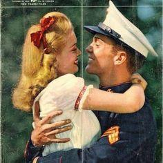 Vintage Marine love