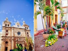 Cartagena is a must stop location for any South American itinerary. It's colorful, fun, historical, and teeming with charm. Kevin and I...