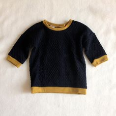 Macarons Wool Pullover