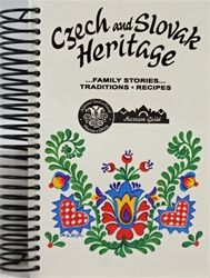 Czech & Slovak Heritage Cookbook
