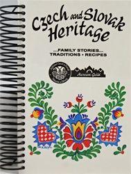 Czech & Slovak Heritage Cookbook