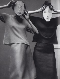 Etro Spring/Summer 1999 campaign photographed by unknown. via THE EXQUISITE blog…