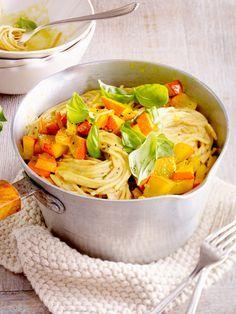 Alles aus einem Topf: Schnelle One-Pot-Spaghetti