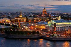 サンクト・ペテルブルグ地区/ロシア
