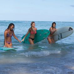 Take the long road home with these 3 in the final episode of ROXY Hawaii #FiestaMovement