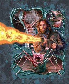 The Thing fan art