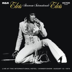 Elvis Presley - Showroom Internationale on Limited Edition 180g 2LP