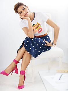 Shop Eva Mendes Collection -