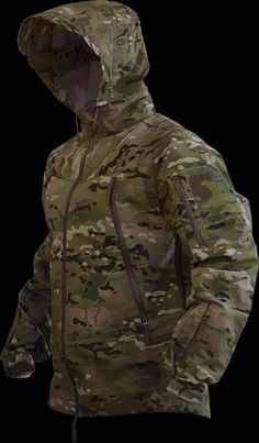 MULTICAM ARMA DIMENSION BREATHABLE JACKET | Outerwear | Tactical Gear