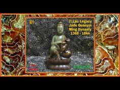 劉 Lau Legacy : Antique Jade Guanyin. Ming Dynasty.古玉器 明 玉如意觀音菩蕯坐像 - YouTube Antique Jade, Guanyin, Antiques, Youtube, Painting, Antiquities, Antique, Painting Art, Paintings