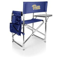 University of Pittsburgh Sports Chair w/Digital Print