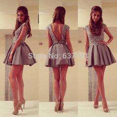 vestidos cortos casuales y elegantes - Buscar con Google